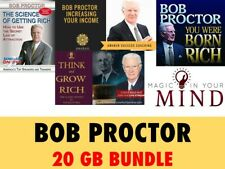 Bob Proctor courses [FULL COLLECTION +20 GB]