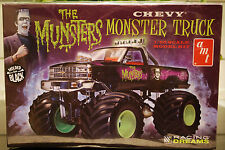Chevrolet The Munsters Monster Truck, 1:25, AMT 863