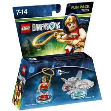 LEGO Dimensions Fun Pack DC Wonder Woman 71209 Plattformunabhängig NEUWARE