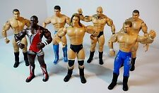 WWE WRESTLING ACTION  FIGURES 2003  JAKKS PACIFIC DOLLS BOYS TOYS COLLECTIBLE 2