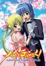 Hayate The Combat Butler Season 1 - 4 (Vol. 1 - 101 End) with English Dubbed