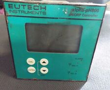 Eutech Instruments ECPHCTP0801  pH 800 pH/orp Monitor Controller @n6