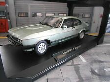 FORD Capri 3 MKIII 2.8i 2.8 Injection Coupe crystal green grün m 1982 Norev 1:18