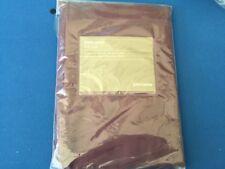 John Lewis - Slot Top - Single Sheer Panel - Purple  - 230cm L - 150cm W