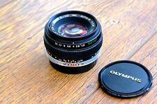 Olympus Zuiko 50mm Prime f/1.8 Lens