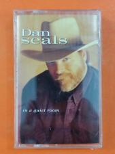 DAN SEALS In A Quiet Room 9153 Cassette Tape SEALED
