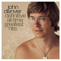 John Denver - Definitive All Time Greatest Hits [New CD] Bonus CD