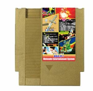 NINTENDO NES  !! NES 852 in 1  (Everdrive / linker)  PAL