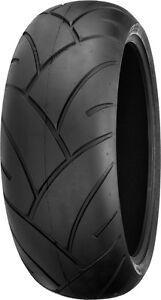 SHINKO 005 ADVANCE RADIAL 200/50ZR17 200/50R17 Rear BW Motorcycle Tire 75W