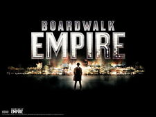"035 Boardwalk Empire - Period Crime Drama TV Series Season Show 32""x24"" Poster"