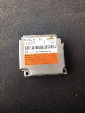 07-09 W211 W219 MB E320 E550 E350 CLS550 SRS AIRBAG SENSOR MODULE 2118701185