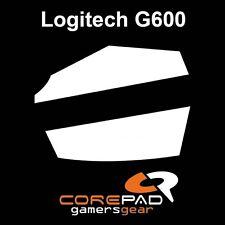 Corepad Skatez Logitech G600 Ersatz Teflon® Mausfüße Hyperglides Hyperglide