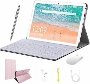 10 Inch Laptop 4G Android Pro Book PC with Quad-Core 4GB RAM 64GB ROM Dual SIM