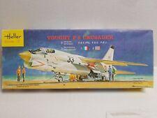 Vintage Heller 1/72 Vought F-8 Crusader