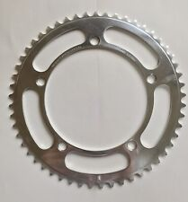 CAMPAGNOLO NOS Vintage Nuovo Record 53T Chain Ring 144bcd- Patent with C on back