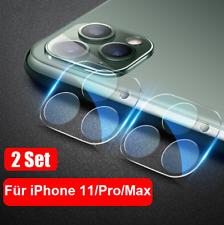 🚨Für Apple iPhone 11 / Pro / Pro Max (Kamera) Schutzpanzer Glasfolie Kamera HD✅
