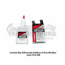 Limited Slip Rear End Additive Lubegard 31904 Posi Modifier Jeep Ford GM