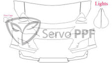 17+ Subaru BRZ 3M Scotchgard Pro Series Clear Bra Kit