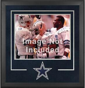 Cowboys Deluxe 16x20 Horizontal Photo Frame with Team Logo - Fanatics