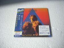 THE POLICE / ZENYATTA MONDATTA - JAPAN CD MINI LP