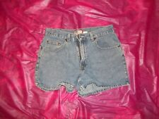 WOMENS/LADIES 12 REGULAR OLD NAVY LT BLUE JEAN SHORTS PANTS