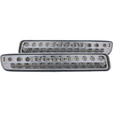 ANZO for 1999-2006 Gmc Sierra 1500 LED Parking Lights Chrome - anz511052