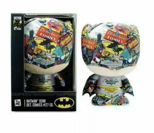 YuMe Toys DZNR Detective Comics Batman chibi plush Exclusive New det. Comics #27