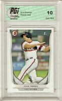 Jose Abreu 2014 Bowman Regular #BP17 White Sox Abrue Rookie Card PGI 10