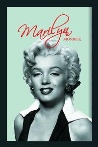 Marilyn Monroe Motiv 2 Nostalgie Barspiegel Spiegel Bar Mirror 22 x 32 cm