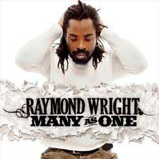 RAYMOND WRIGHT - MANY AS ONE NEW CD
