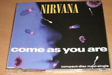 NIRVANA COME AS YOU ARE MAXI CD SCHOOL (LIVE) DRAIN YOU (LIVE) ENDLESS NAMELESS