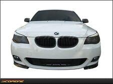 BMW 5 Series 04-08 M-Tech Carbon Fiber Splitters E60 E61 spoilet lip 550i 535 CF