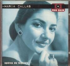 Maria Callas(CD Album)Operas De Legende-New