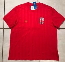 8a754c426f9 NWT ADIDAS England National Team  10 Retro Soccer Jersey Men s XL