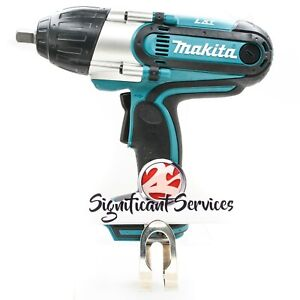 """New Makita XWT04Z 18V LXT Cordless 1/2"""" High Torque Impact Wrench Bare Tool"""