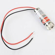 135mm 650nm 5mW 3~6V  Rojo Laser Dot Diode Diodo Module Focusable Lens