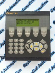 Beijer Electronics Cimrex 20 / Cimrex20 HMI  - 12 Months Warranty