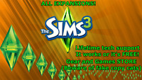 The Sims 3 ALL EXPANSIONS Windows DOWNLOAD LINK! Complete Collection EVERY PACK