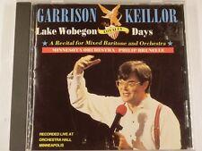 Garrison Keillor - Lake Wobegon Loyalty Days - CD