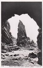 Postcard - Plemont - Needle Rock from Cave