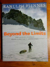 FIENNES, Ranulph.  Beyond the Limits.