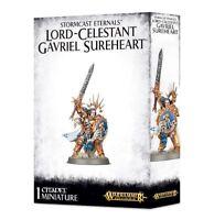 Lord-Celestant Gavriel Sureheart Stormcast Eternals Warhammer Age of Sigmar NIB