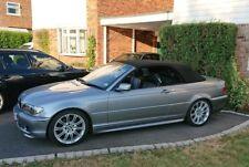 BMW E46 330ci convertible manual 6spd 35K miles. Car club enthusiast owned