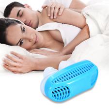 Anti Snore Air Purifier Device Sleep Aid Apnea Sleeping Nasal Congestion Snoring