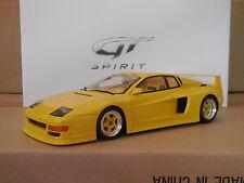1/18 GT Spirit ZM034 Koenig Competition Evolution  Ferrari Testarossa Yellow