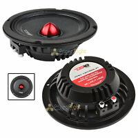 """DS18 PRO-NEO6SLIM 6.5"""" Shallow Neodymium Midrange Loudspeaker Slim 400 Watt Max"""