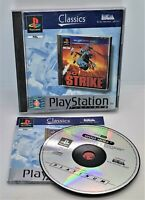 Soviet Strike Video Game for Sony PlayStation PS1 PAL TESTED