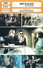 FICHE CINEMA FILM USA MEN IN BLACK Réalisateur Barry Sonnenfeld
