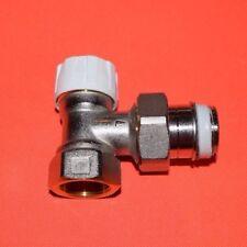 """Rossweiner Thermostatventil-Unterteil Typ S722.11, Eck DN 20, 65 mm 3/4"""" (637)"""