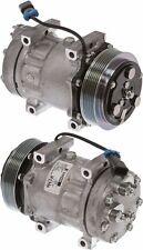 New AC Compressor OEM Sanden 4481 4815 4382 4546 Ford / International / Navistar